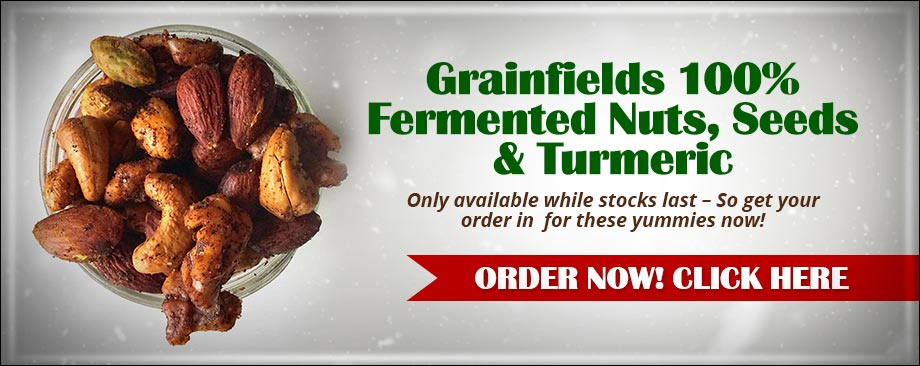 Grainfields Australia Fermented Nuts